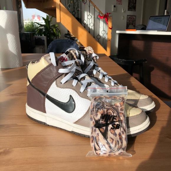 the best attitude d3b04 4b892 Nike Dunk SB High Ferris Bueller